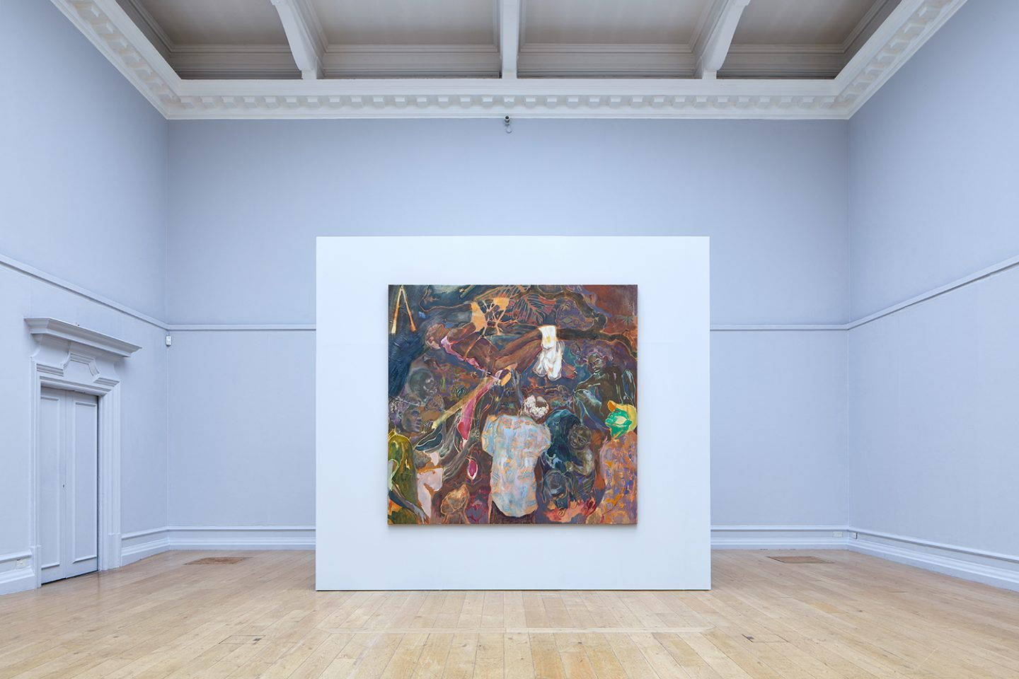 Michael Armitage: The Chapel