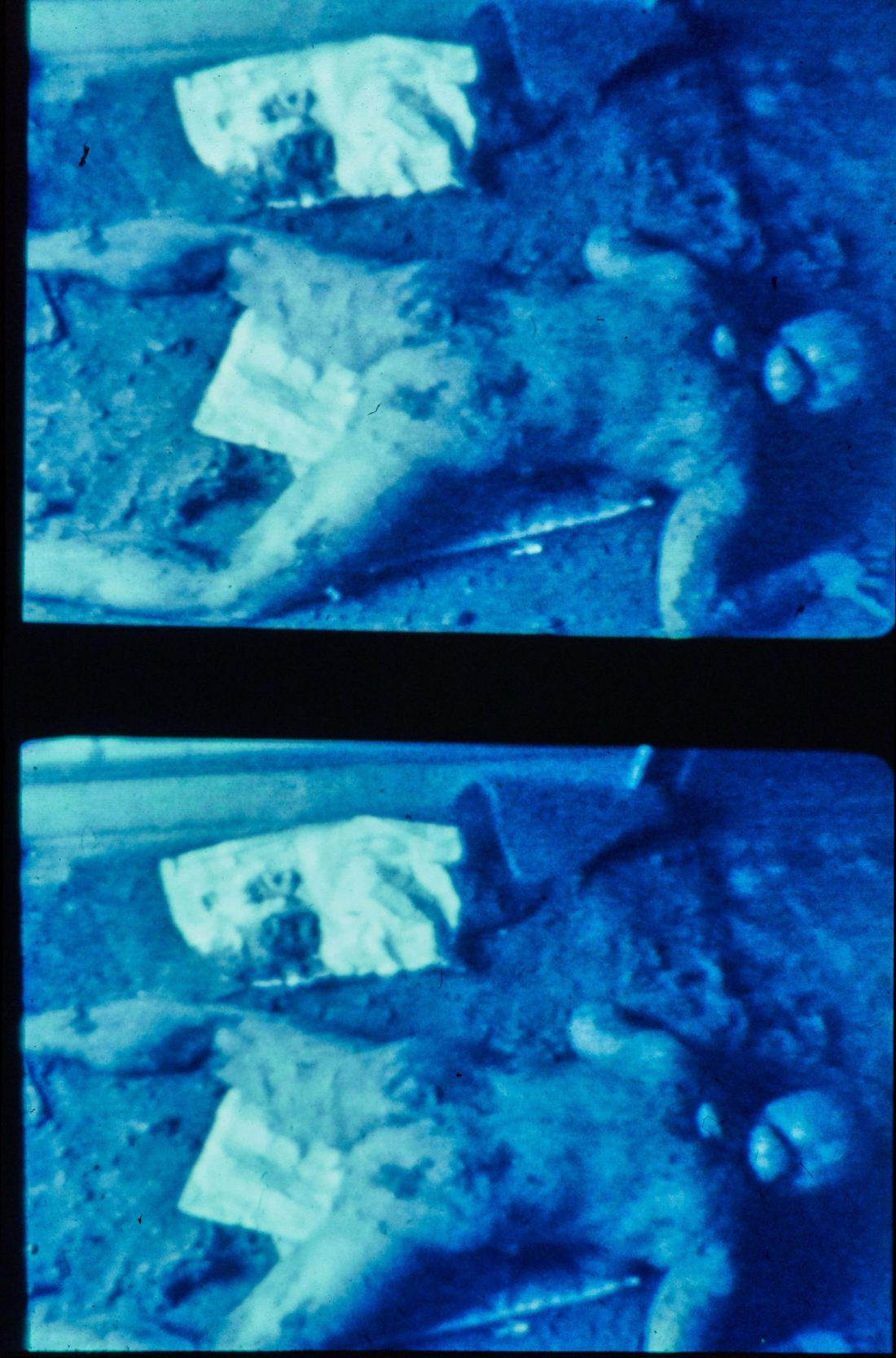 <p>Film still from Ann-Sofi Siden's film<em> QM, I Think I call her QM</em>, 1997.</p>