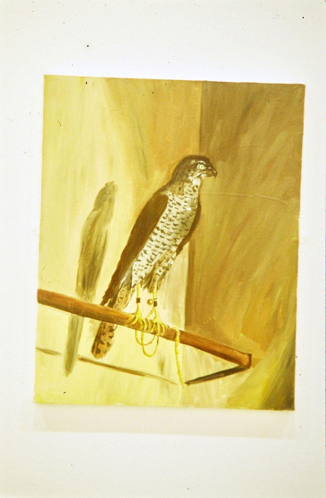 <p>Work on view in Karen Kilimnik's 2000 Solo Exhibition.</p>
