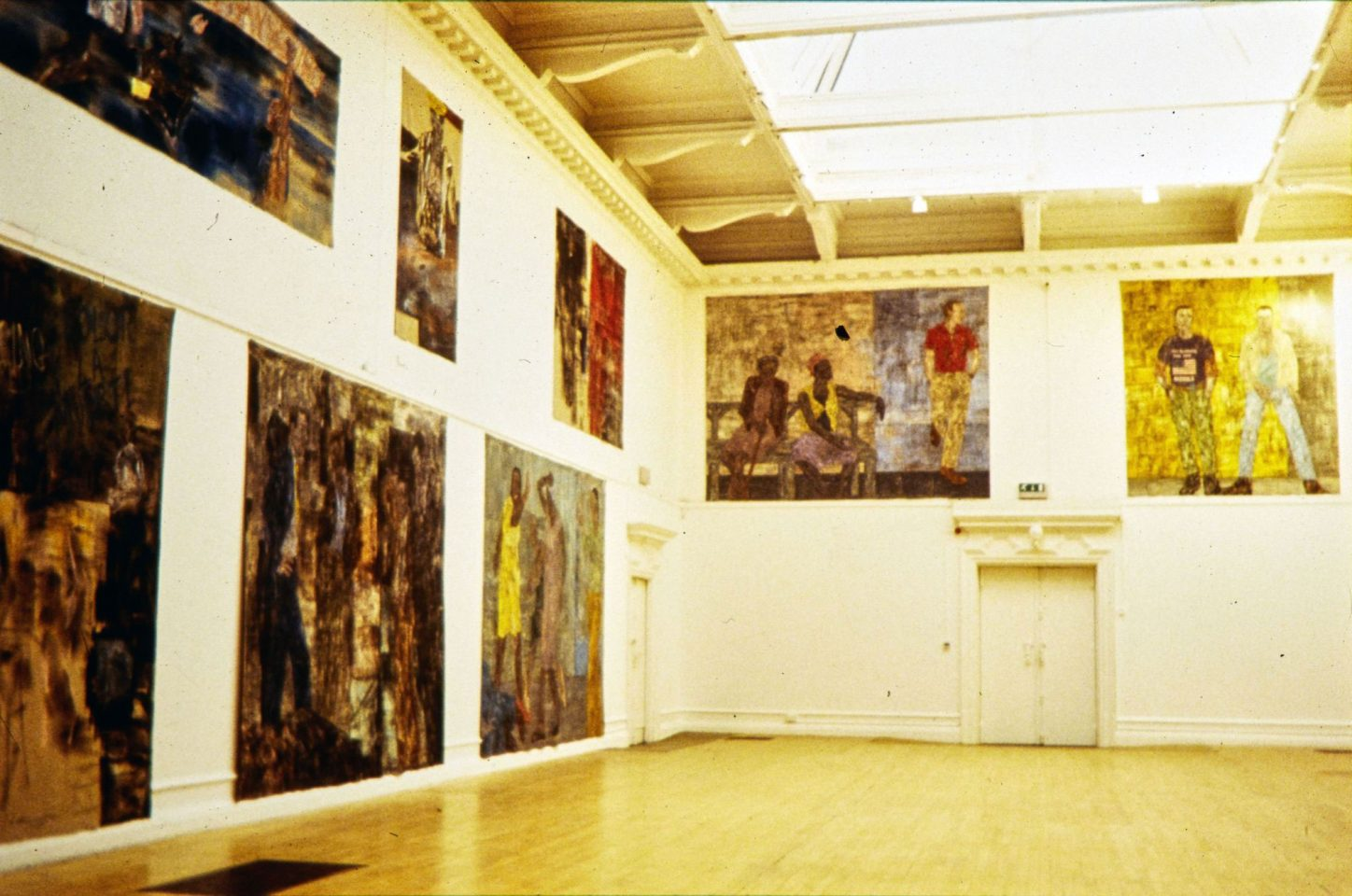 Leon Golub: Solo Exhibition