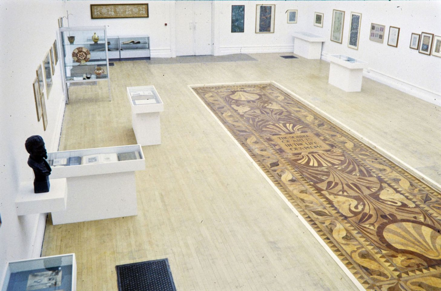 Walter Crane: Walter Crane Floor and Exhibition