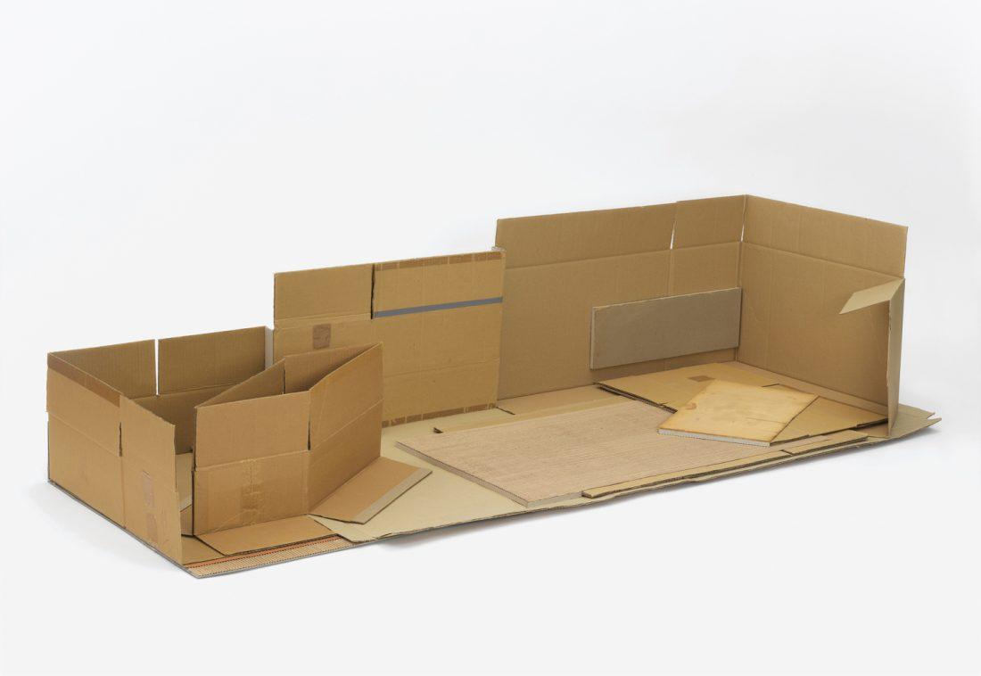 <p>Michał Budny, <em>Homeless Shakedown (1)</em>, 2005. Courtesy: the artist</p>