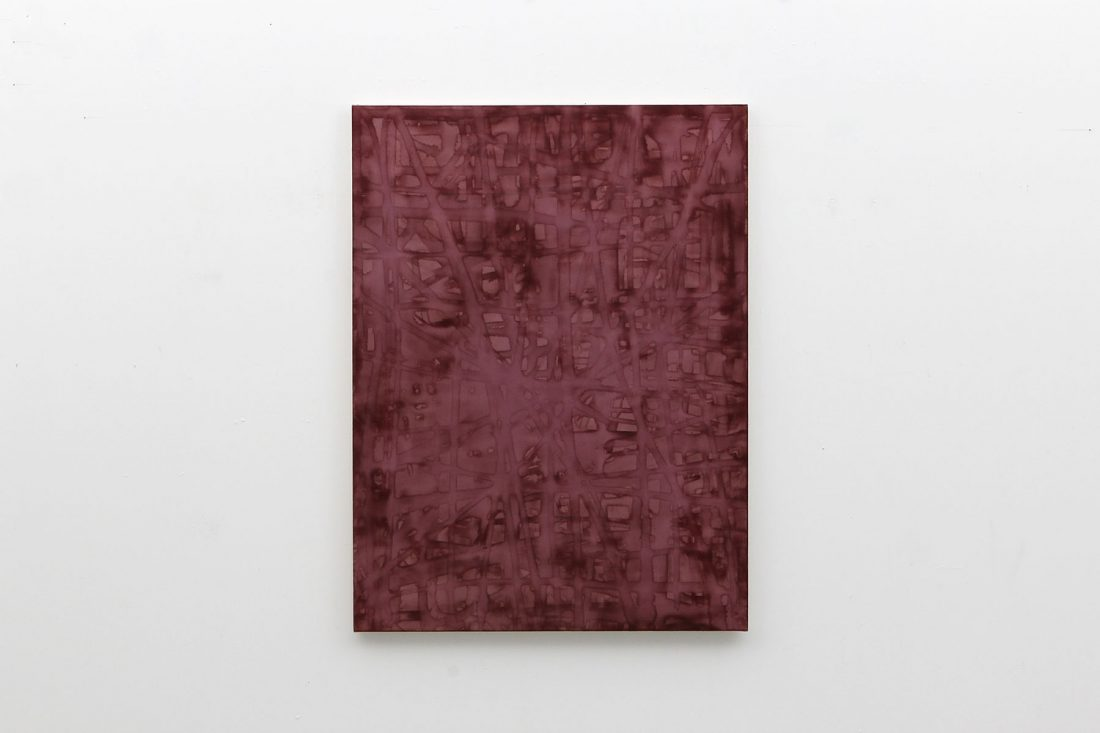 <p>Robert Davis' <em>Wine No. 1</em> featured in Rashid Johnson's <em>Drip, Drape, Draft</em> in the First Floor Galleries.</p>
