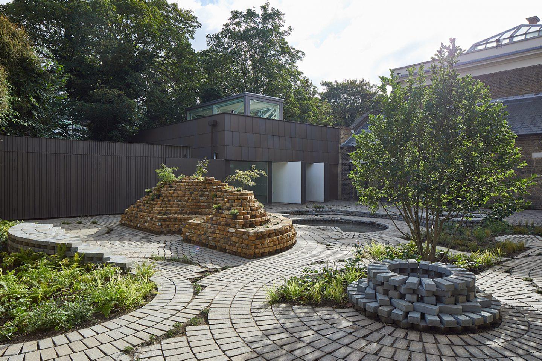 Gabriel Orozco Designed Garden