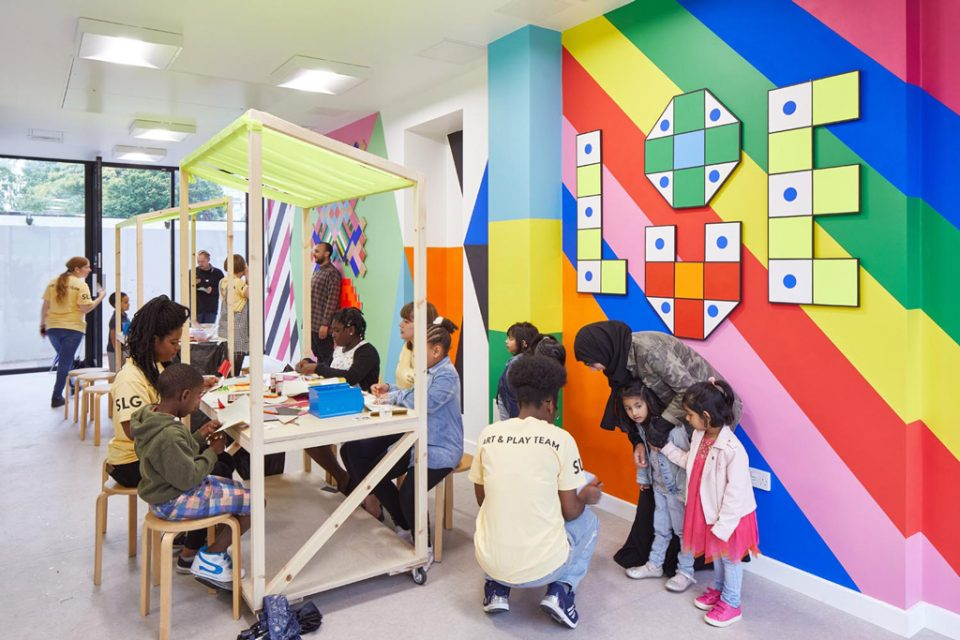 Morag Myerscough: The Club Under My House