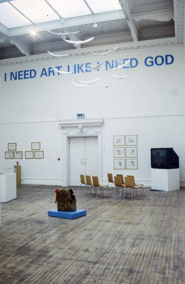 Tracey Emin: I need Art like I need God