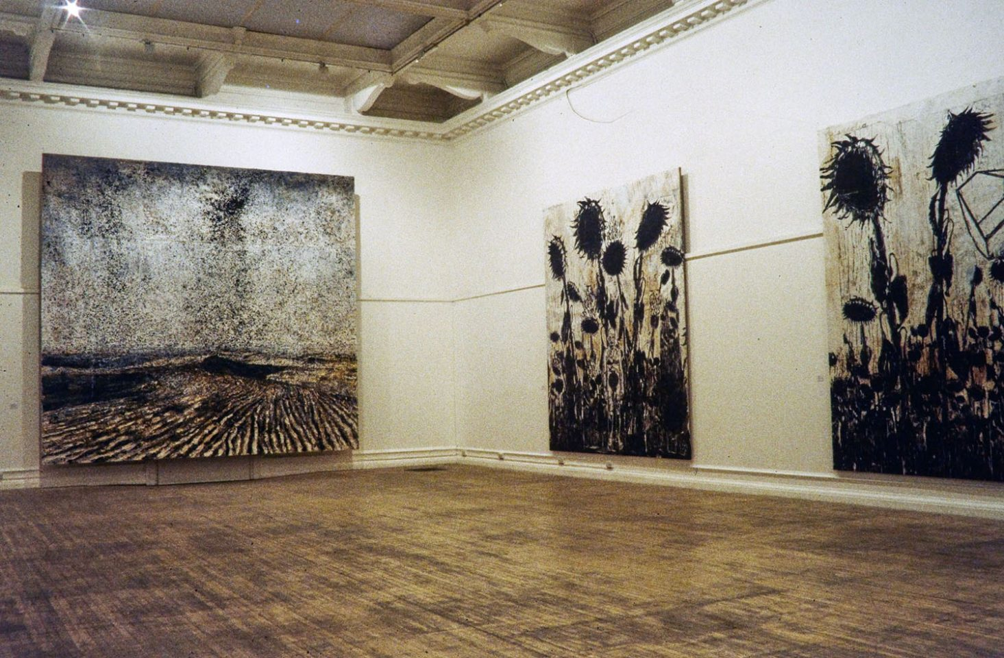 Anselm Kiefer: I Hold All the Indias In My Hand