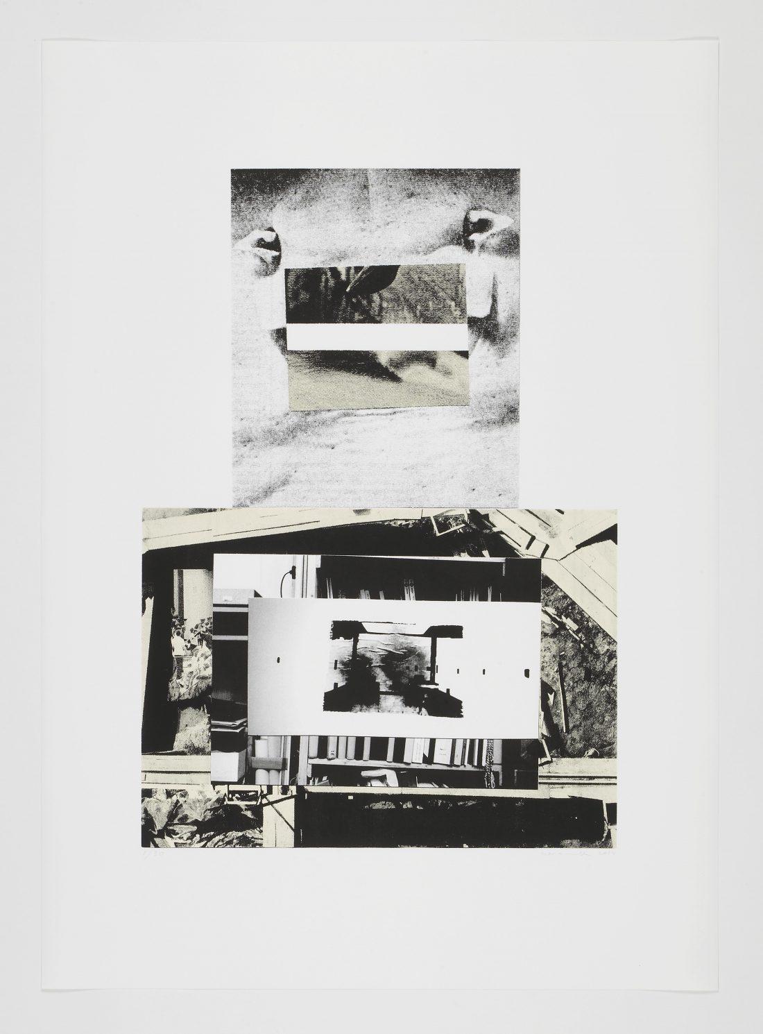 Ernst Caramelle – Alpha Print, 2014