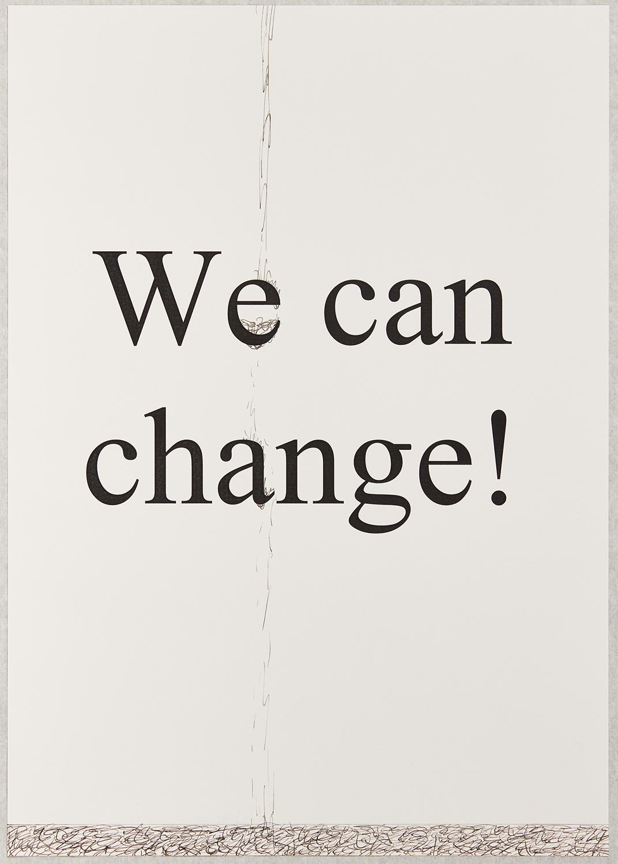 Sam Porritt – Change Series, 41 – 60