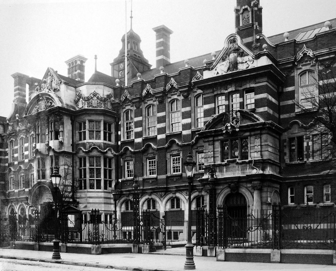 The South London Gallery pictured c. 1915