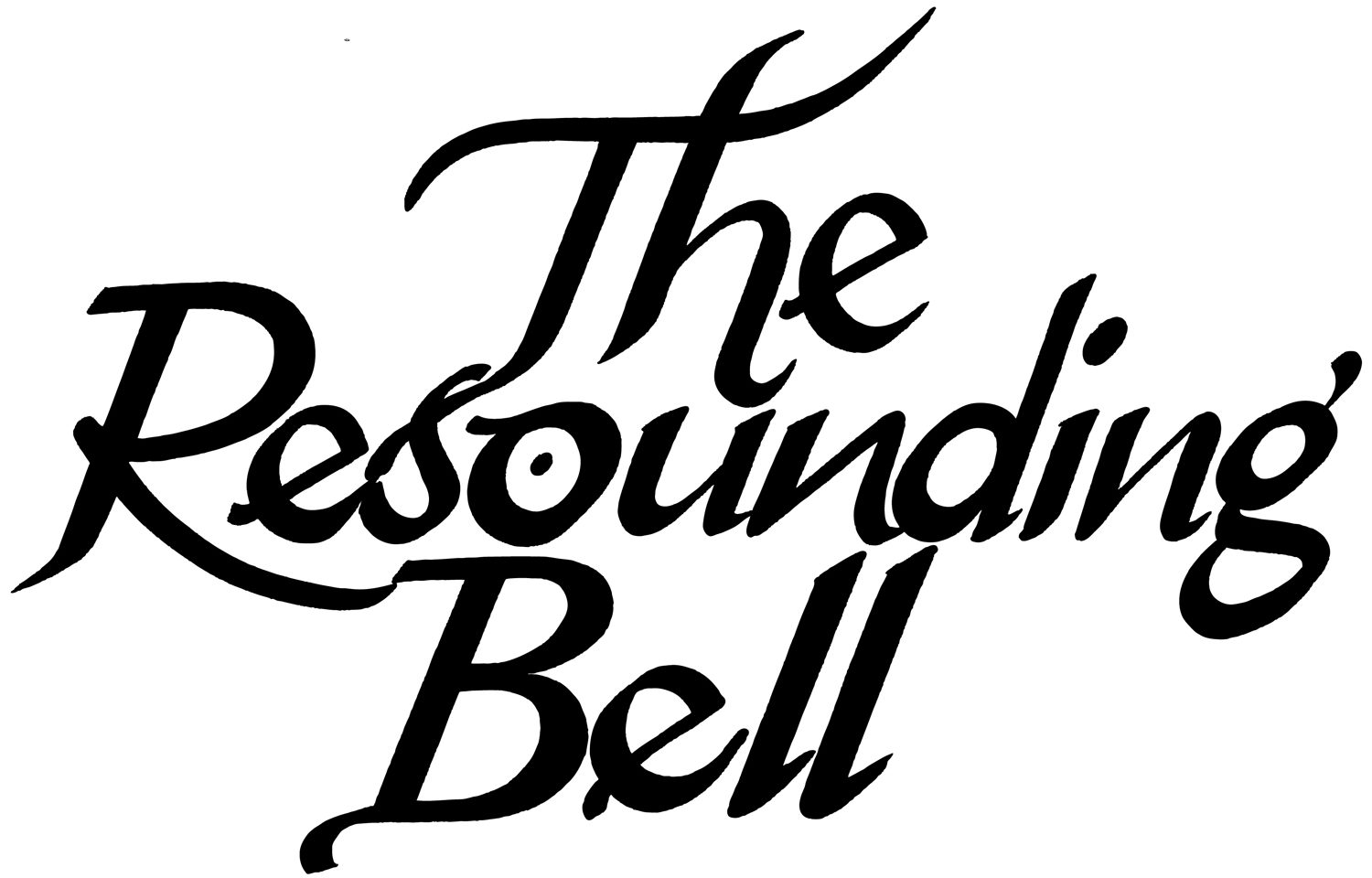 the resounding bell graphic
