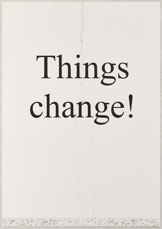 Sam Porritt – Change Series, 101-120