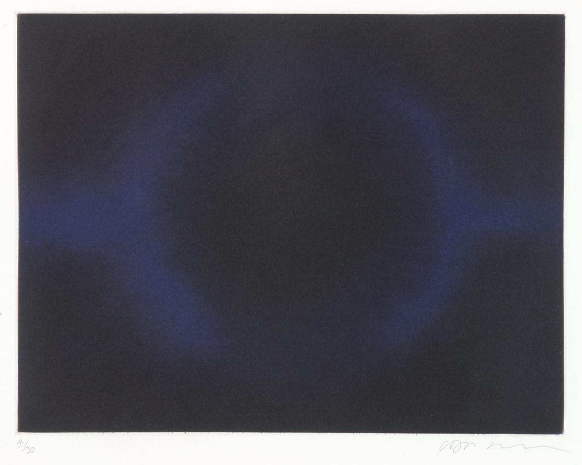 Anish Kapoor, untitled 1, 1994-95, etching