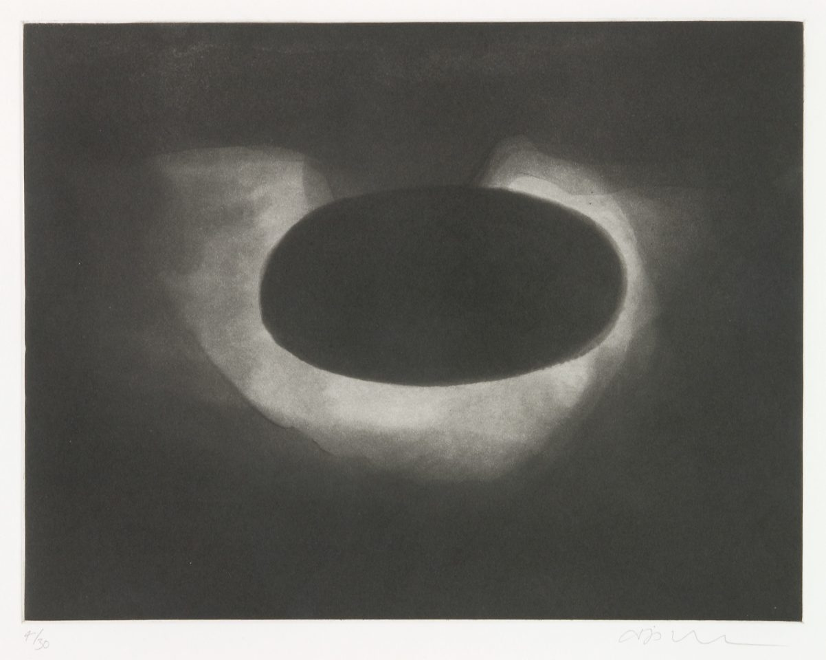 <p>Anish Kapoor, <em>untitled 14</em>, 1994-95, etching</p>