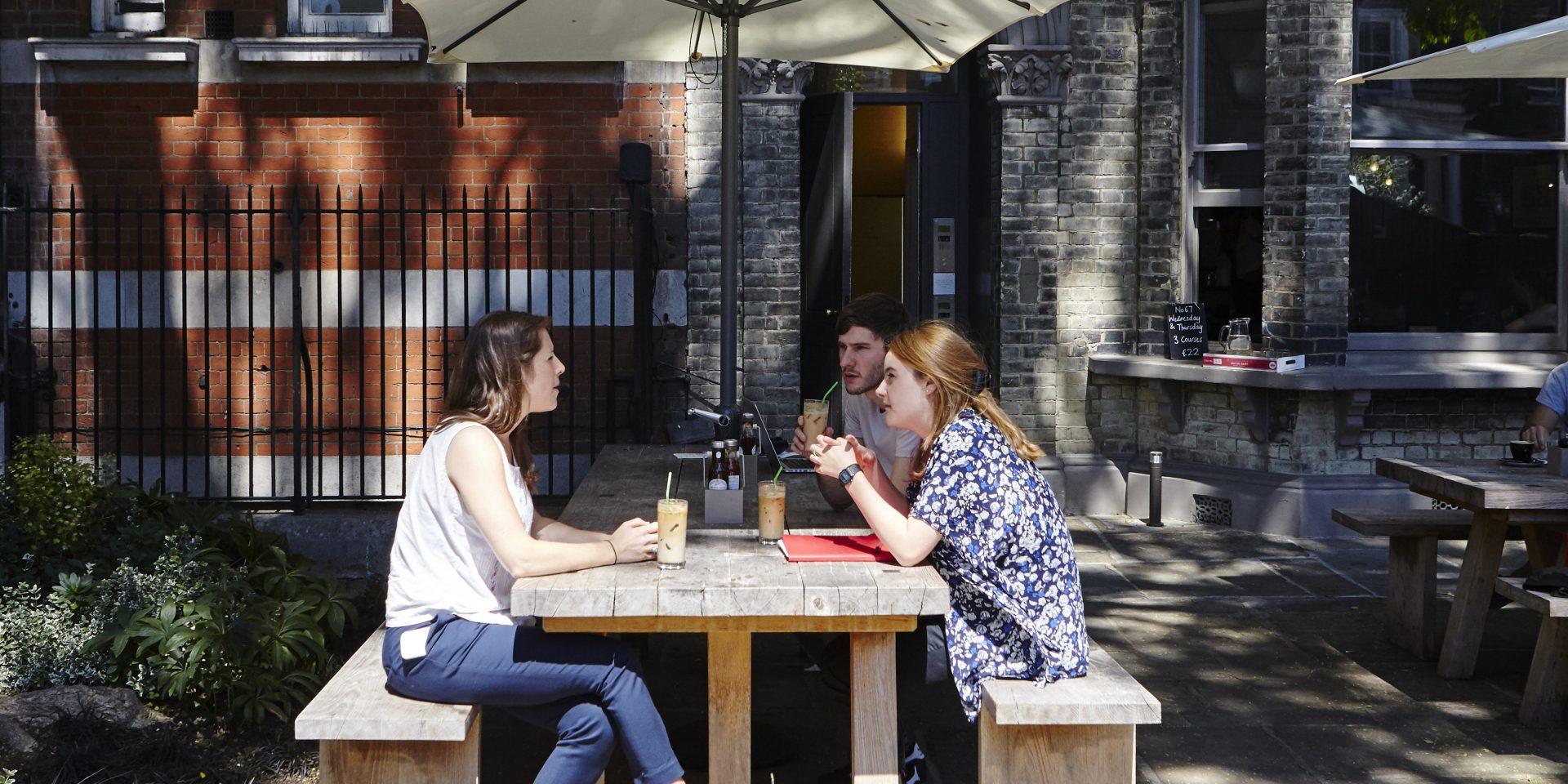 The Habit Café