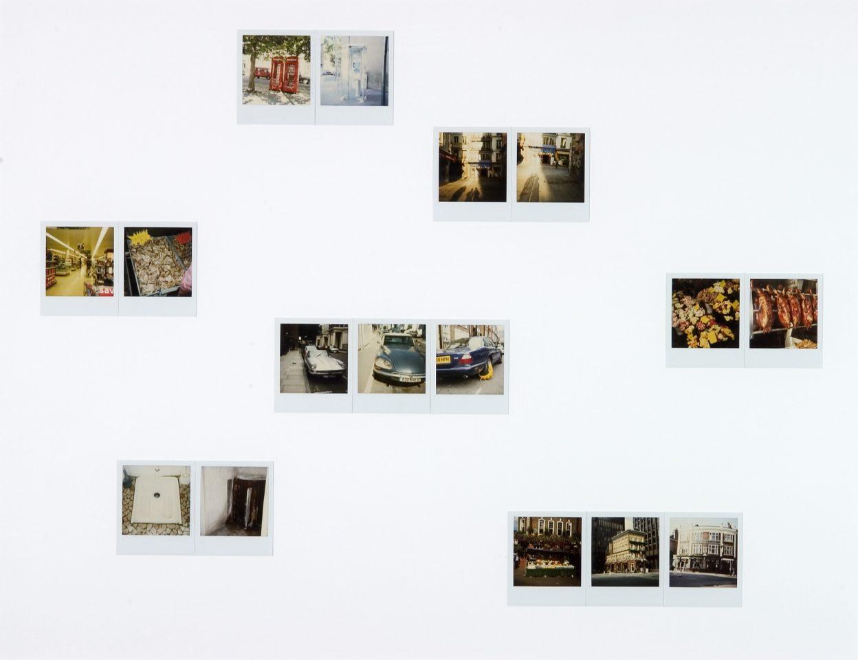 Pendulum Polaroids