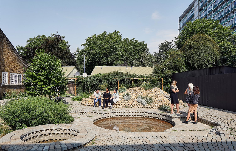 Orozco Garden