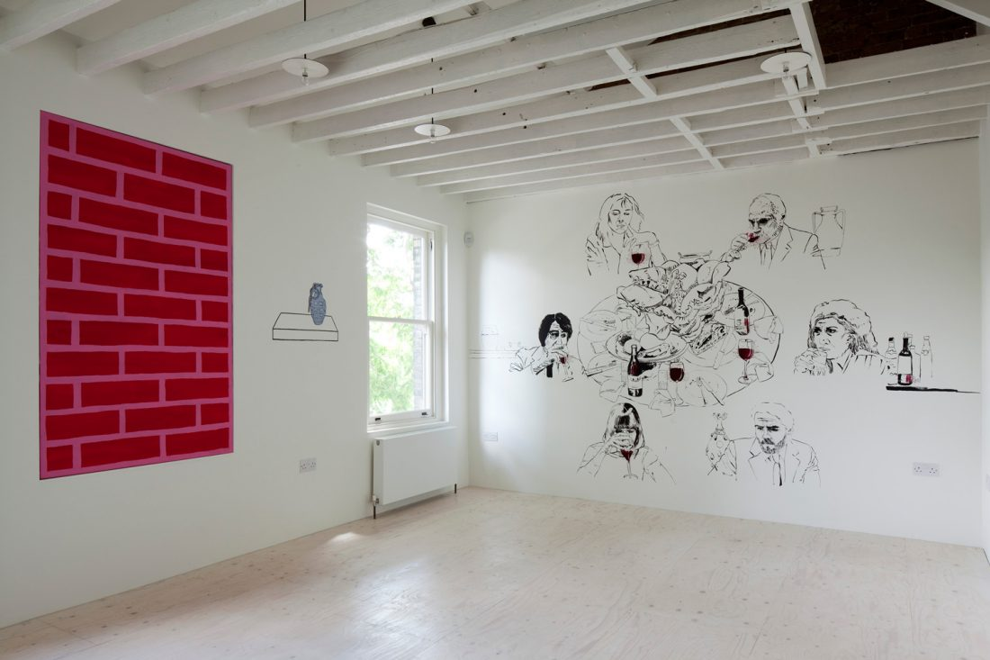 <p>Installation view of the 2010 exhibition <em>Nothing is Forever</em>. Photo: Andy Stagg</p>