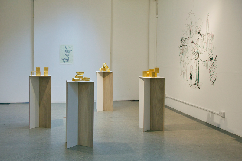 <p>Simon & Tom Bloor's, <em>The fascination of islands II</em>, 2011. Courtesy: the artist</p>
