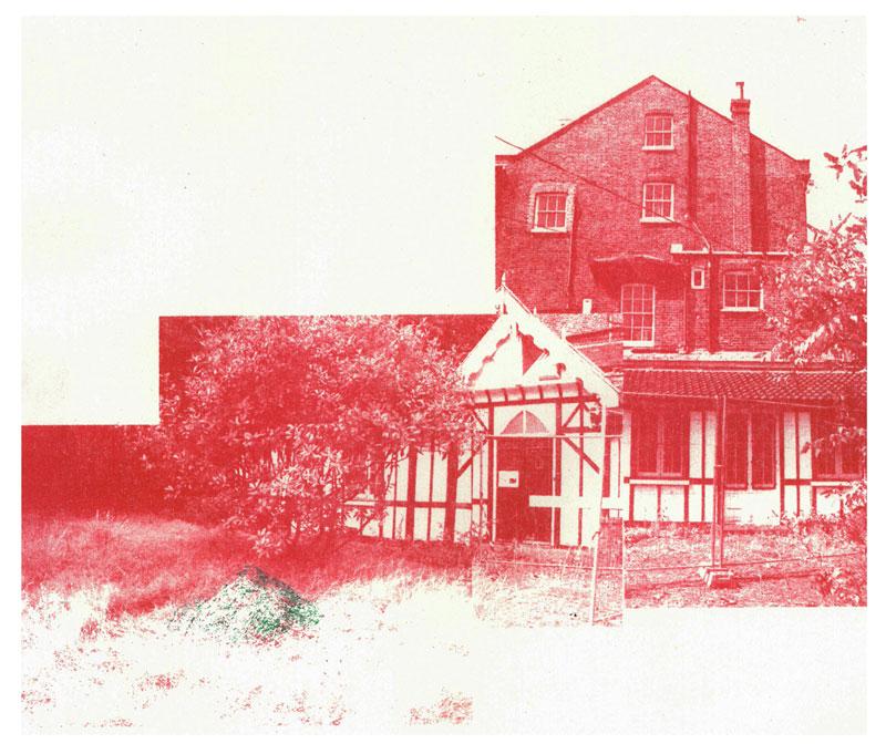 Camberwell House dig site. Photo: Liz Sibthorpe