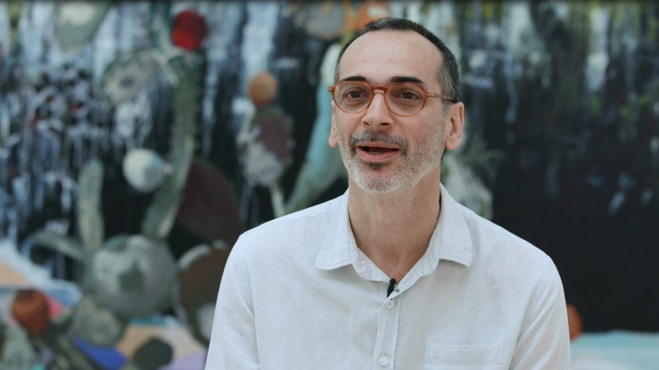 Luiz Zerbini introduces his exhibition