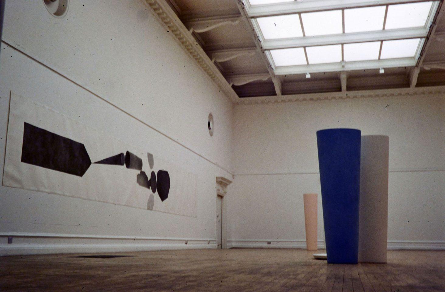Ettore Spalletti: Solo Exhibition