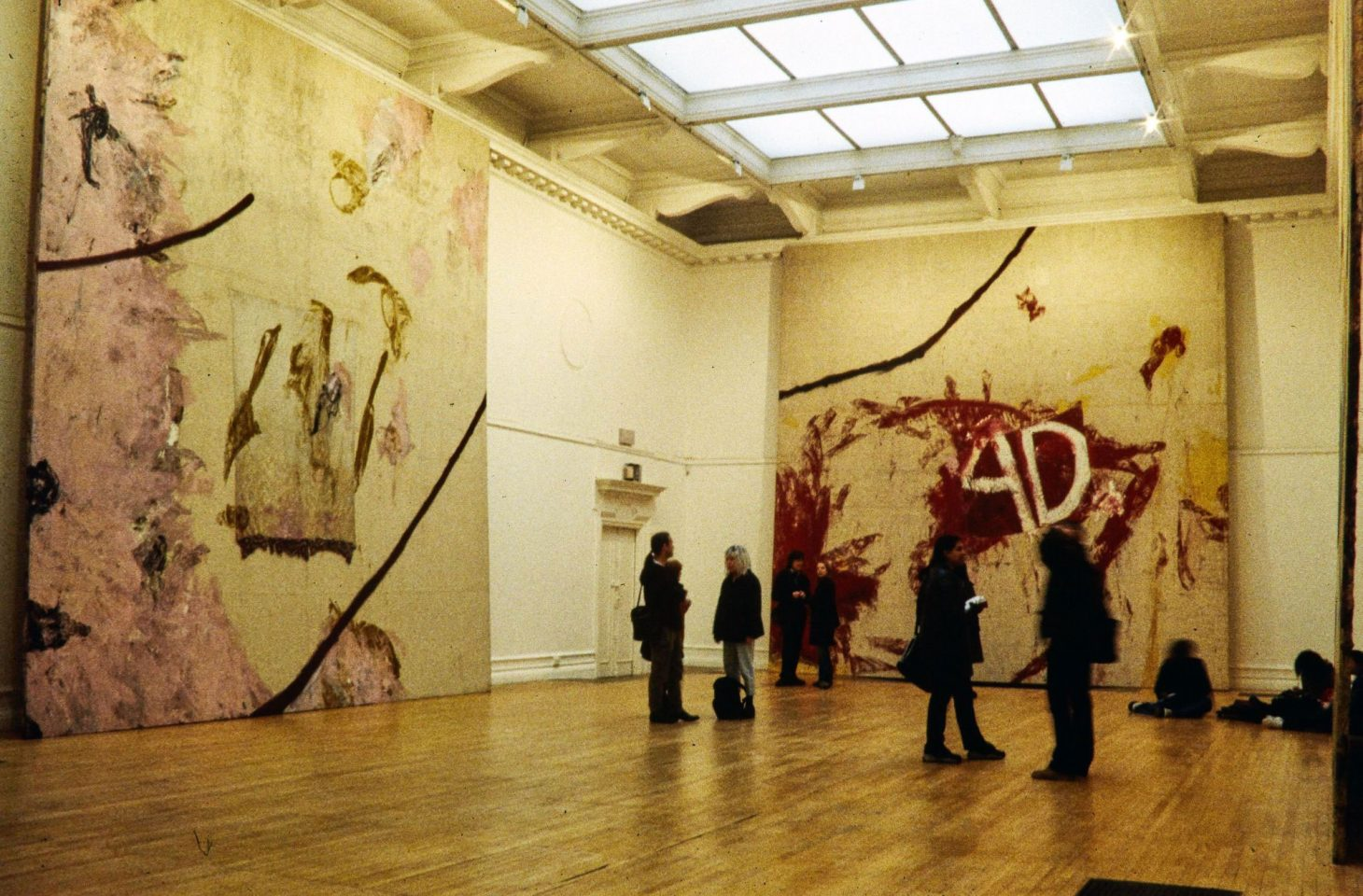 Julian Schnabel: Solo Exhibition