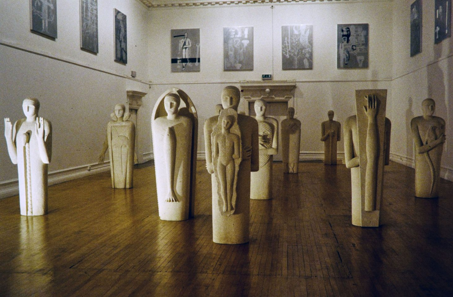 Mimmo Paladino: Solo Exhibition