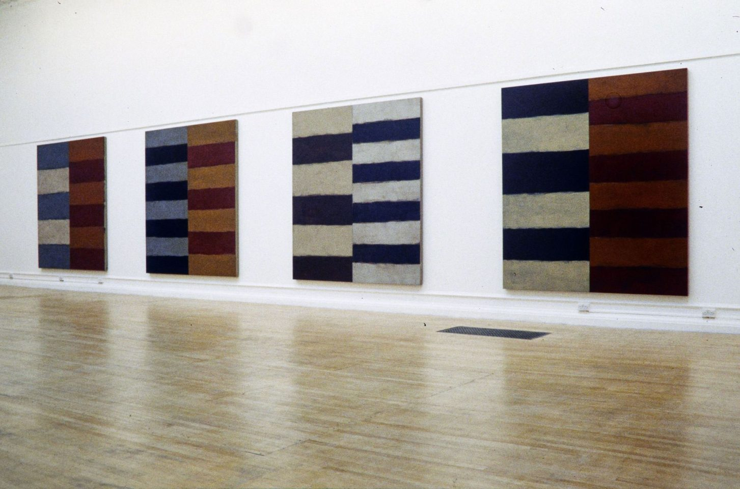Sean Scully: New Paintings