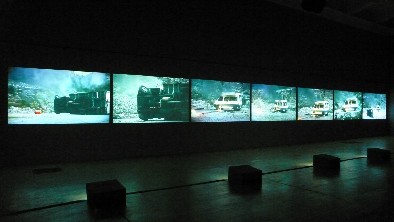 Melik Ohanian: Seven Minutes Before