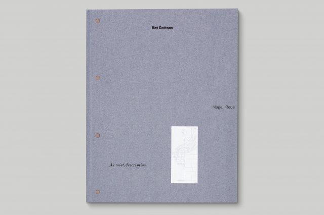 Publication launch of Magali Reus: Hot Cottons / As mist, description