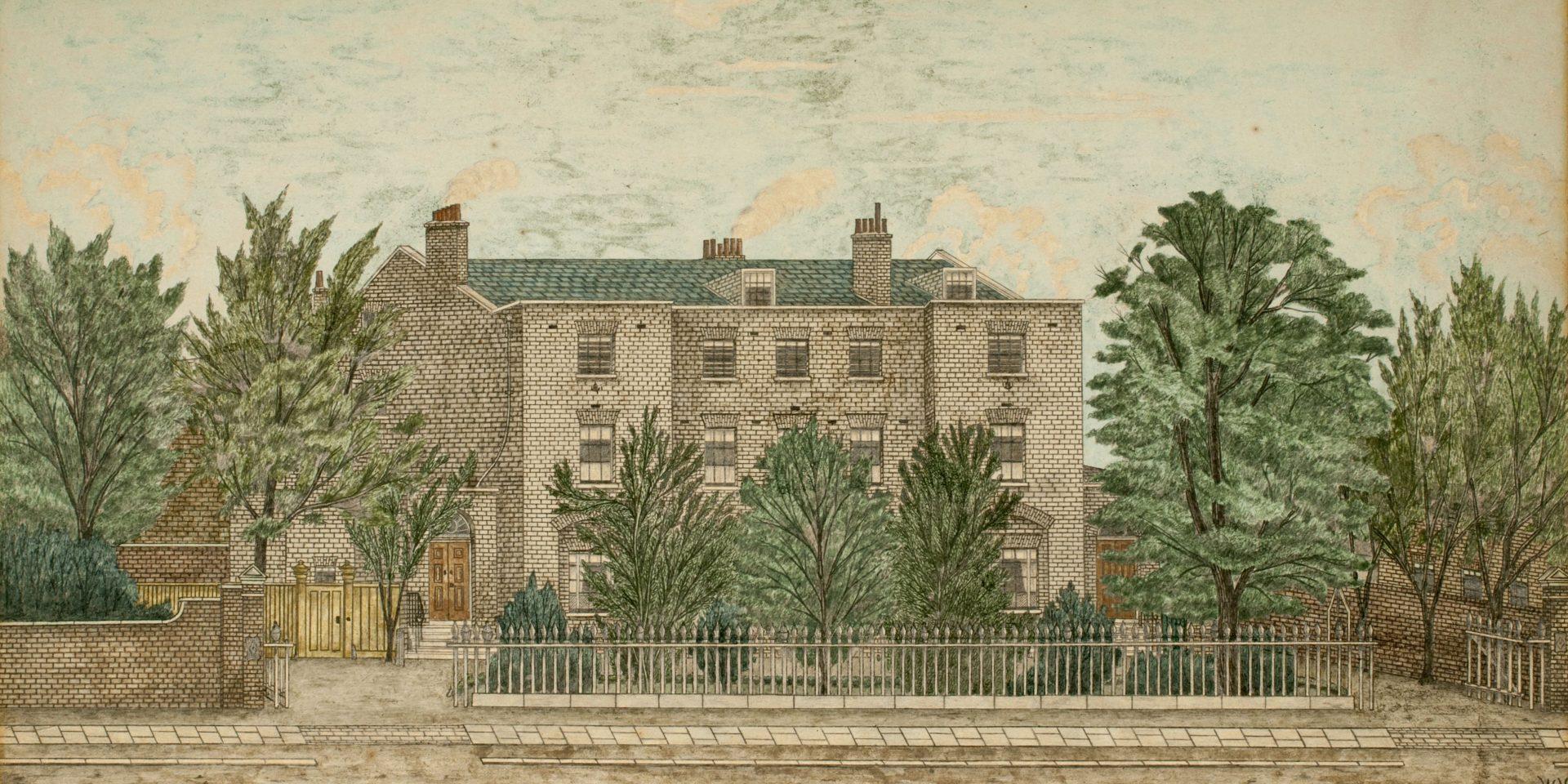 Camberwell House, Peckham Road