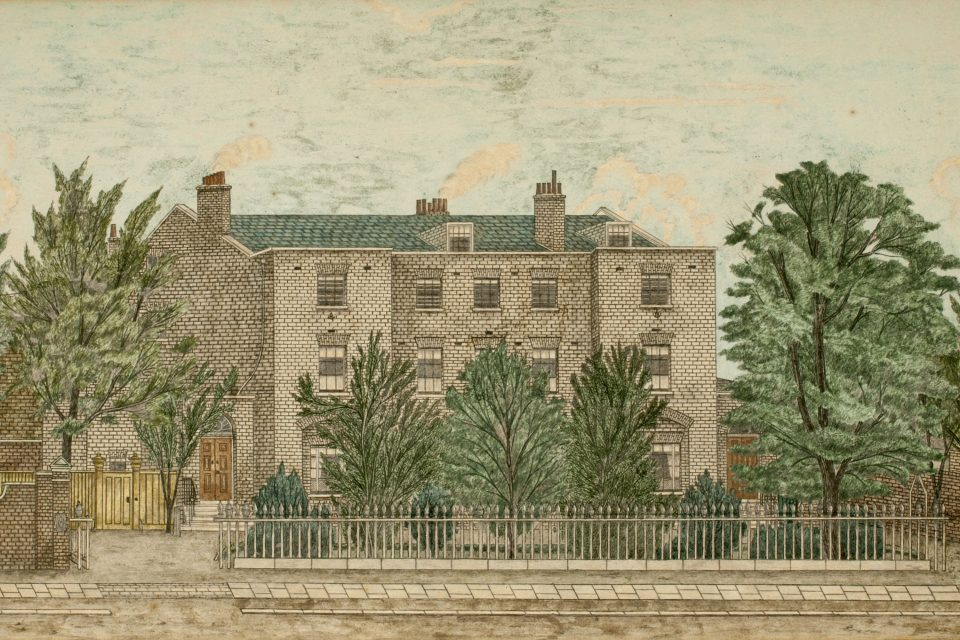 Camberwell House: A Progressive Asylum?