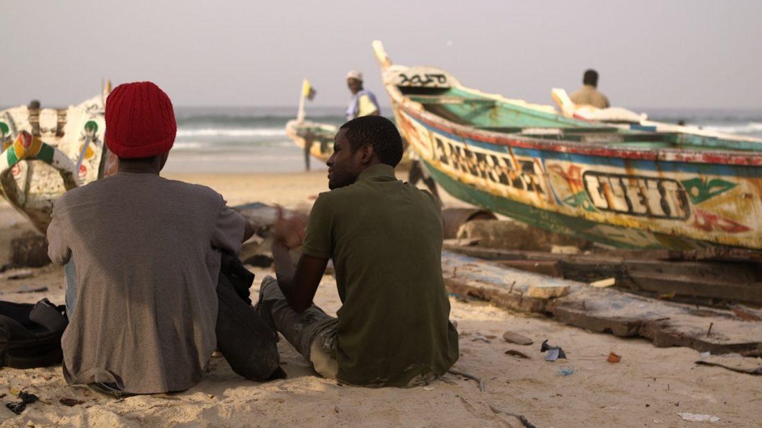 <p><em>Deltas, Back to Shores</em> film still</p>