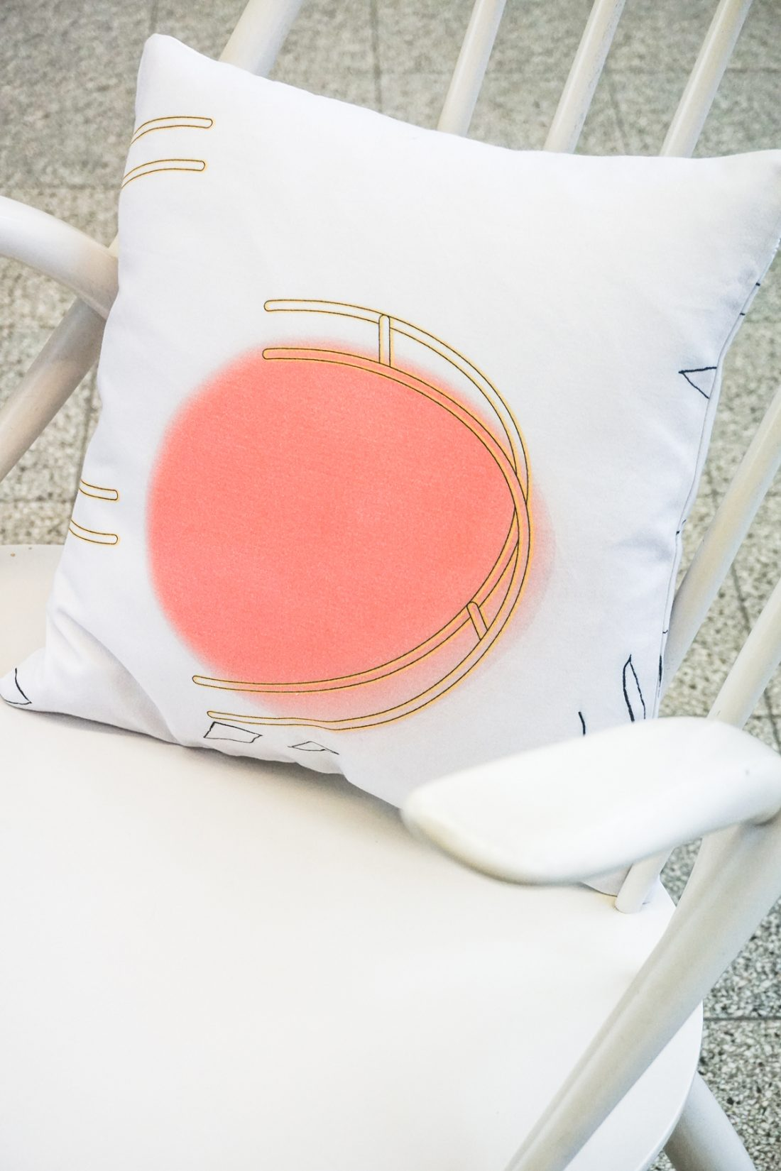 Eleanor Wright Cushion