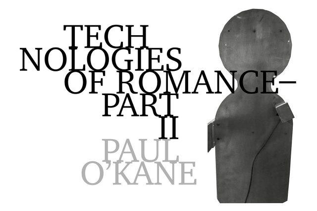 Technologies of Romance II: Talk and Q&#038&#x3B;A