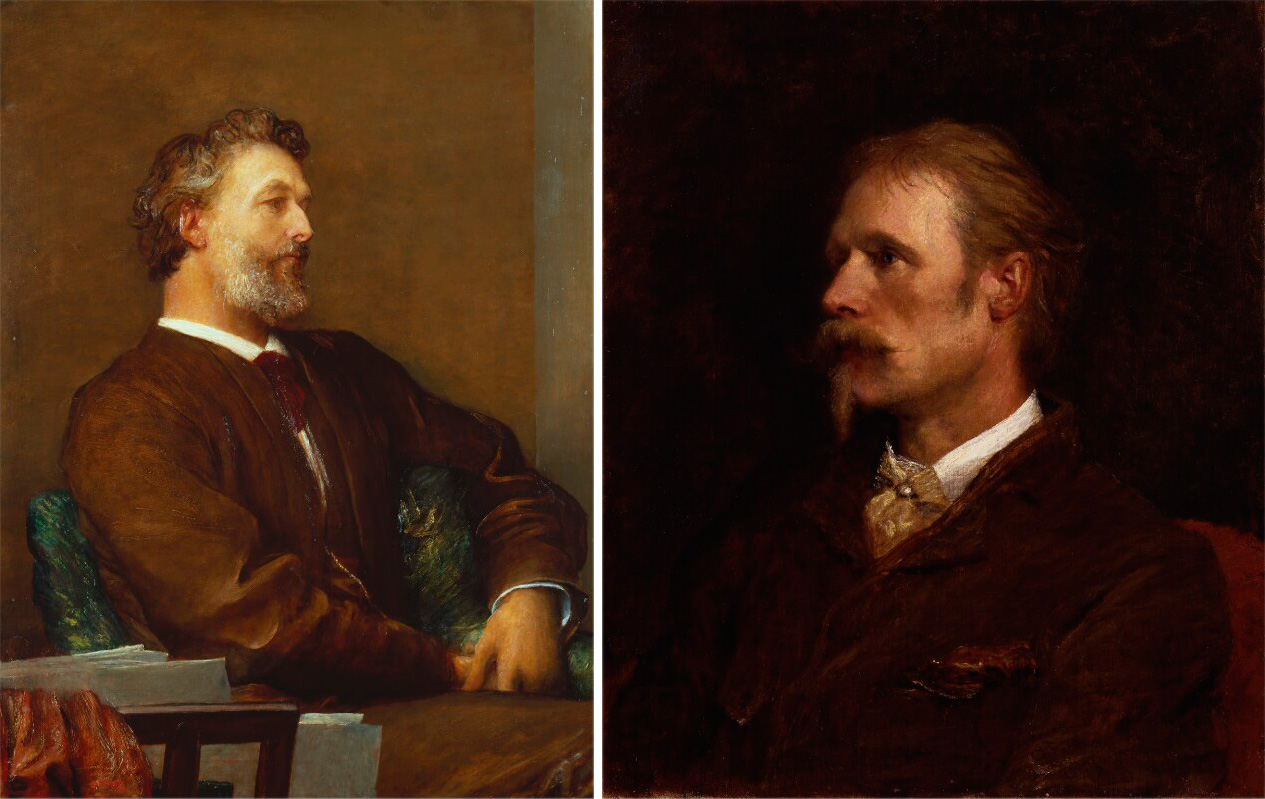 Walter Leighton portrait