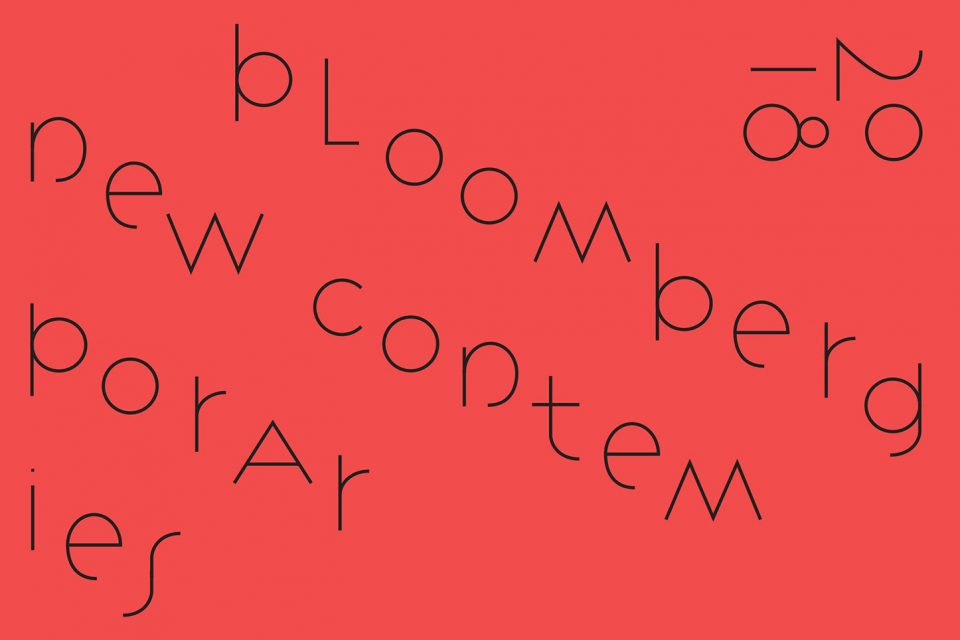 Bloomberg New Contemporaries 2018