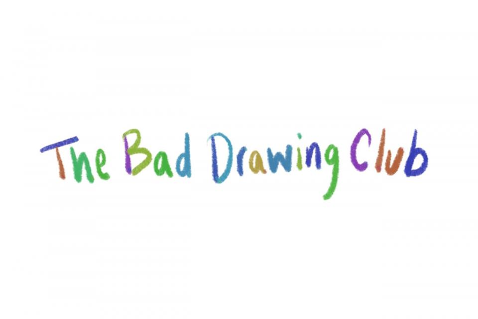 Millie Nice: Bad Drawing Club