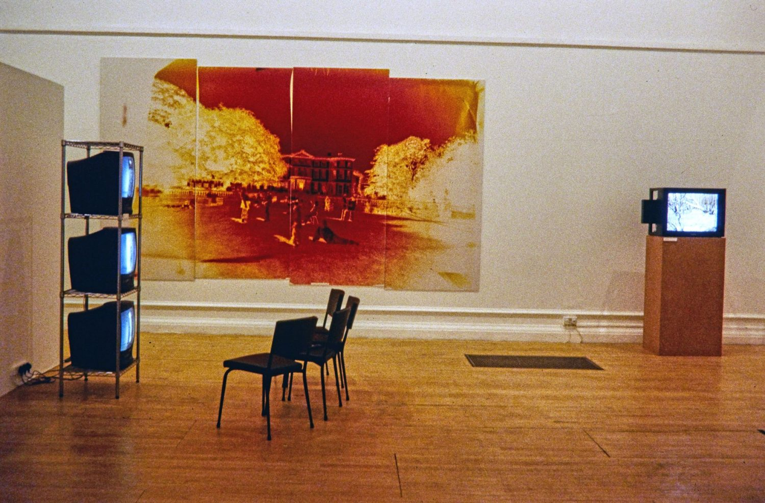 Bloomberg New Contemporaries install view