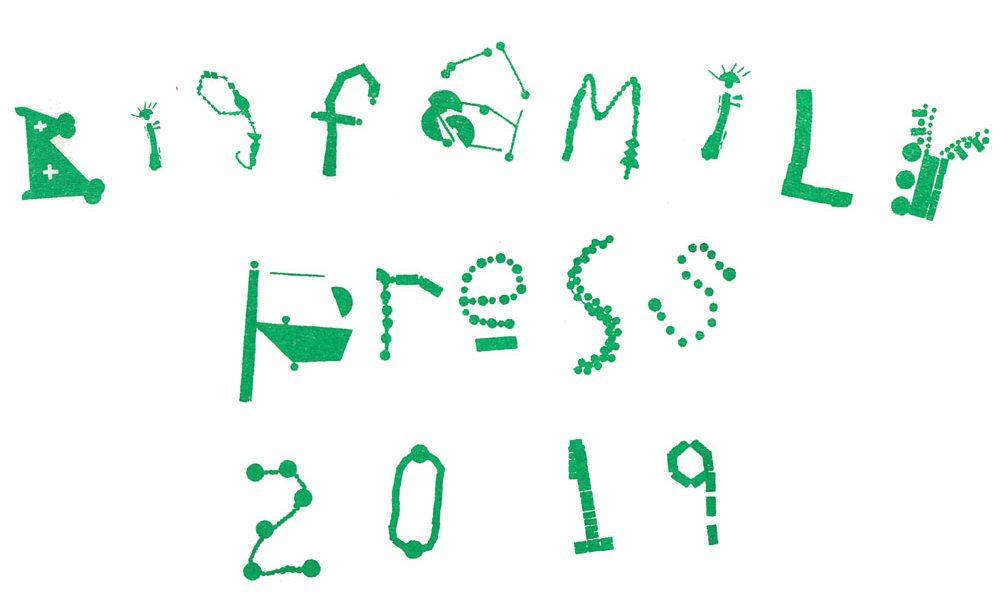 Big Family Press font
