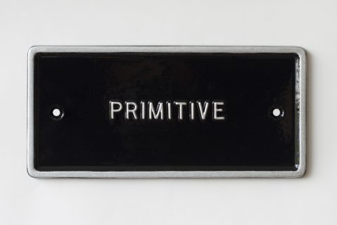 Peter Liversidge Primitive Edition