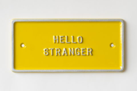 Hello Stranger Peter Liversidge Edition