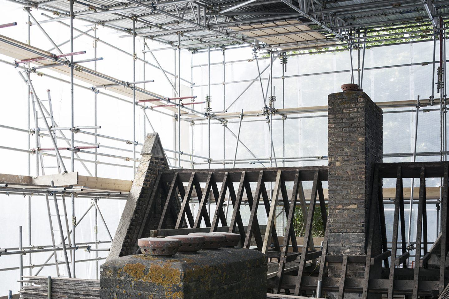 SLG Fire Station building site