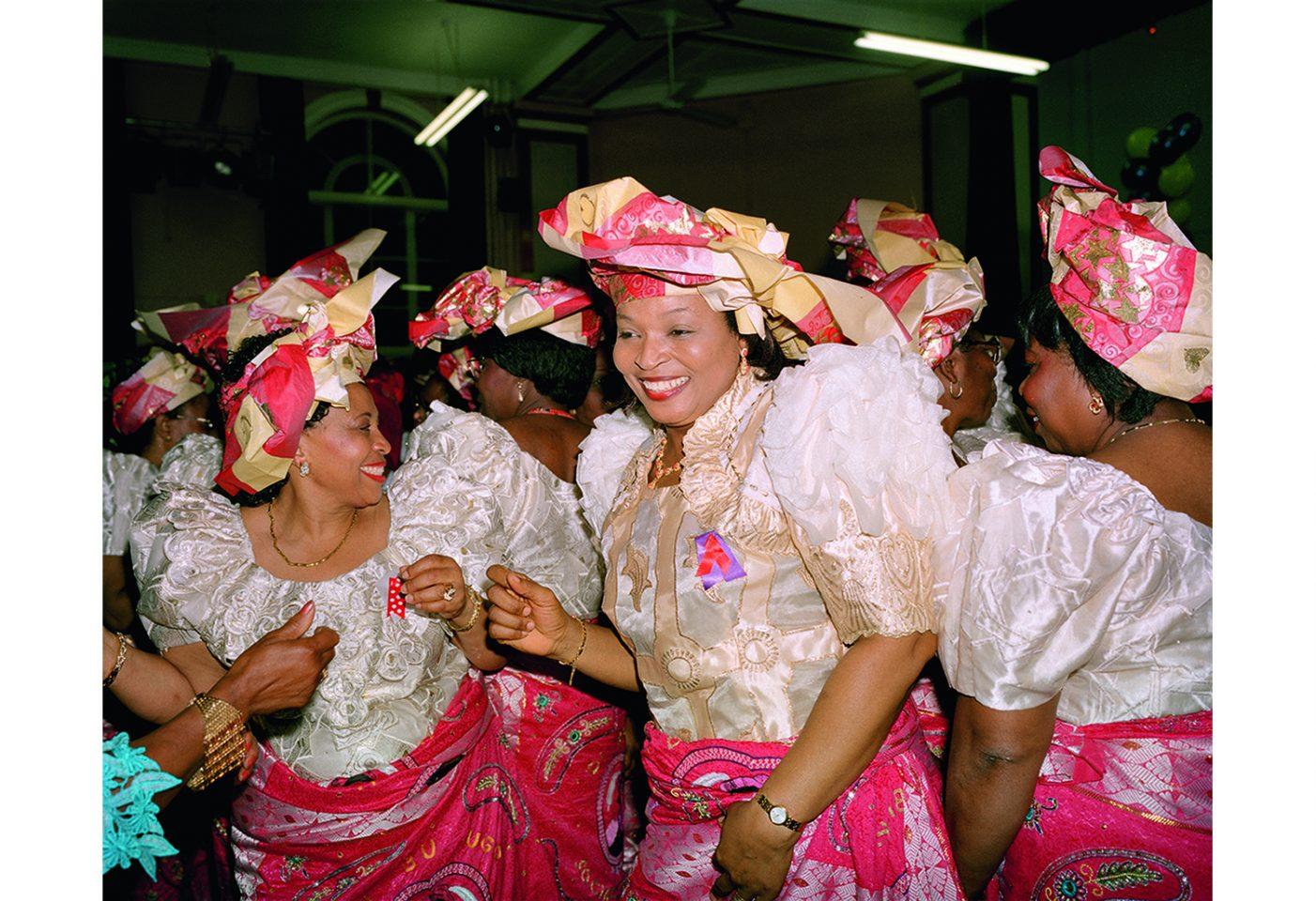 Liz Johnson Artur, Nigerian Party, 1995