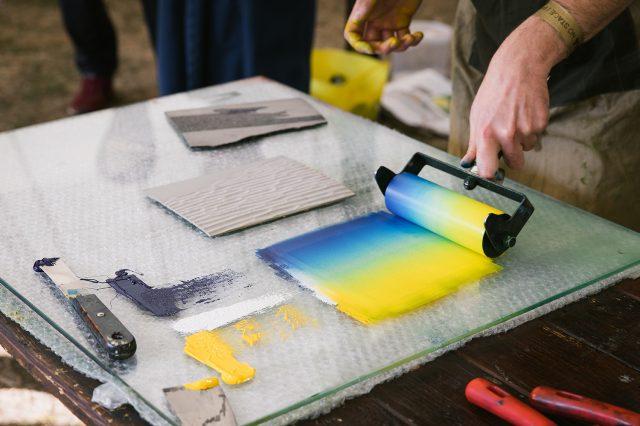 SLG SKILLS: Lino Printing