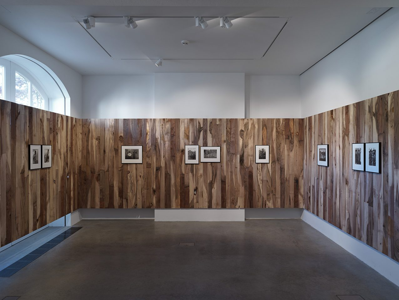 Danh Vo,Photographs of Dr. Joseph M. Carrier 1962–1973, 2010 Installation view at the South London Gallery, 2019 Courtesy the artist. Photo: Nick Ash