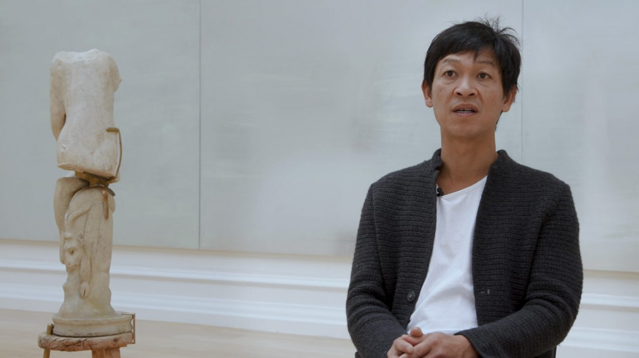 Danh Vo: untitled at the SLG