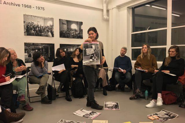 Feminist Duration Reading Group: Under-Known British Feminisms