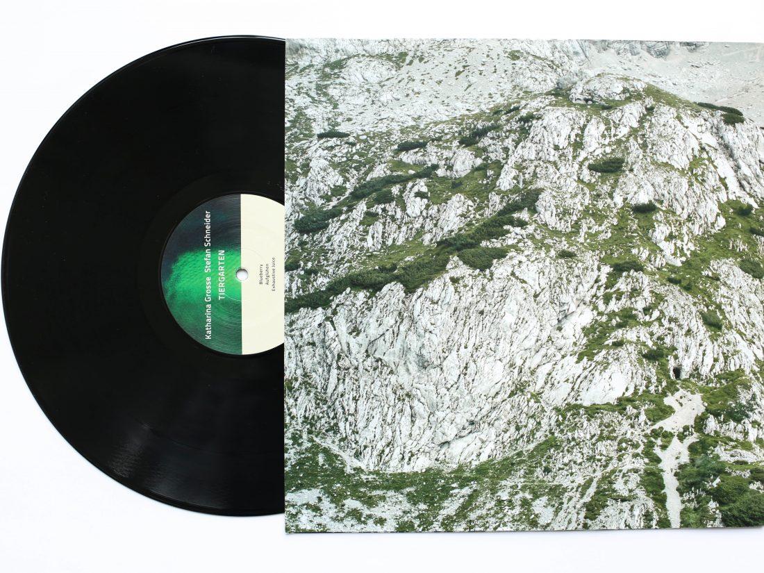 Grosse Tiergarten LP Signed Inside